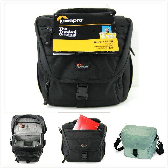 Lowepro Nova 170AW Professional DSLR Camera Shoulder Bag Photo Case for Canon 5D3  6D 7D 60D 750D Nikon D300S D7100 D7000 Discounted Smart Gear http://discountsmarttech.com/products/lowepro-nova-170aw-professional-dslr-camera-shoulder-bag-photo-case-for-canon-5d3-6d-7d-60d-750d-nikon-d300s-d7100-d7000/