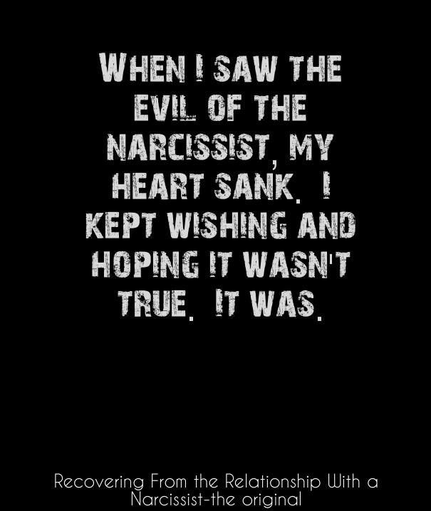 how to trust again after dating a narcissist Get over a narcissist and will i ever be able to trust anyone again so savvy to the world of dating and relationship games.