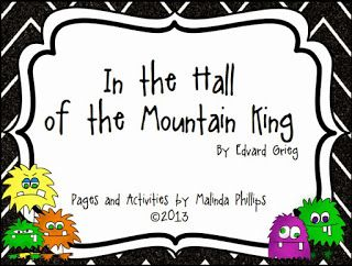 My Musical Menagerie: Kodály and Orff Classroom: Printables