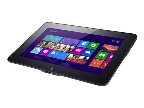 Dell Latitude 10 – tablet – Windows 8 Pro 32-bit – 64 GB – 10.1″ [469-3998] –