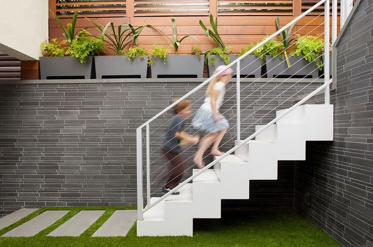 Basalt Grey - Residential - San Francisco - Courtyard 2.jpg