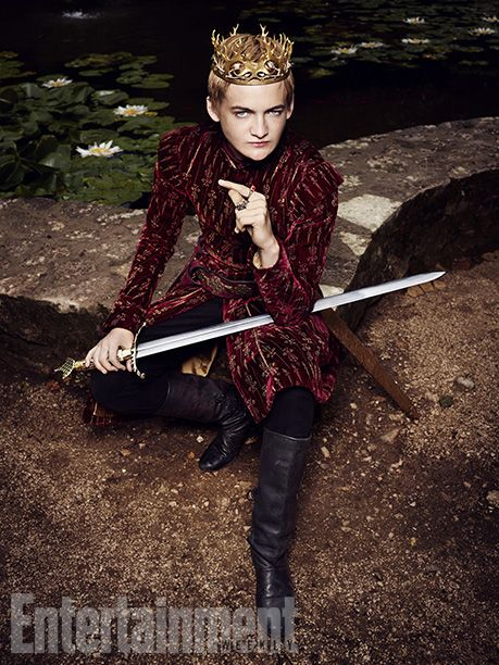 King Joffrey Baratheon (Jack Gleeson) - Image Credit: RANKIN for EW - Game of Thrones