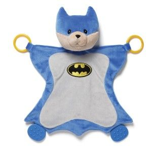 Baby Dc Comics Malone as Batman Activity Baby Blanket Malone activity blanket with accurate Batman costume details, sure to please comic book enthusiasts. Activity blankets combine a plush toy head with a soft surface perfect for tummy time and playtime. http://awsomegadgetsandtoysforgirlsandboys.com/gund-superhero/ Gund Superhero: Baby Dc Comics Malone as Batman Activity Baby Blanket