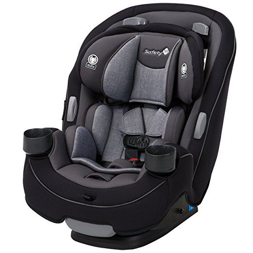Amazon.com : Safety 1st Grow and Go 3-in-1 Car Seat, Everest Pink : Baby