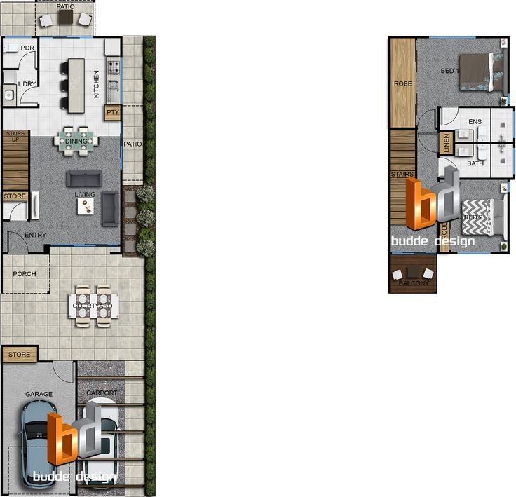 42 best four-plex images on Pinterest House blueprints, Modern - best of blueprint consulting toronto