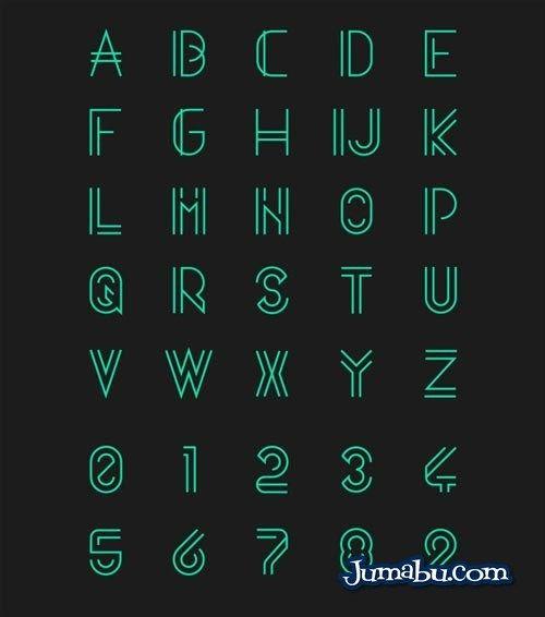 Quesith Fuente Tipográfica Gratis para Descargar | Jumabu! Design Tools - Vectorizados - Iconos - Vectores - Texturas