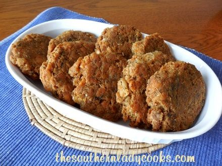 My twins love these salmon patties. I have to fix them whenever they come to visit me. I have made them for years and my family won't eat them any other way. 1 (15 …