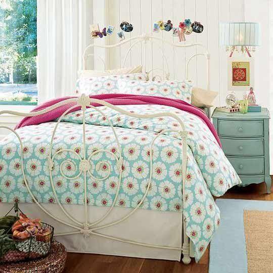 PB Teen Bedroom Inspiration