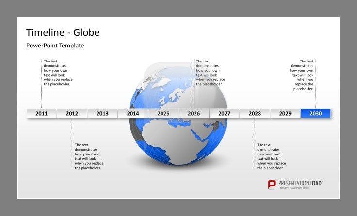 timeline powerpoint template presentationload http www