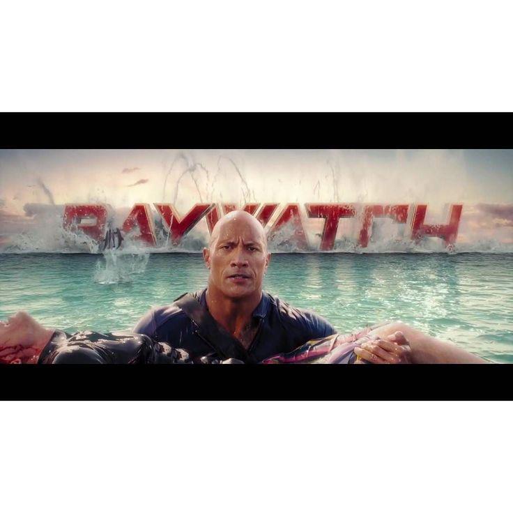 #Watching #BaywatchMovie #PriyankaChopra #DwayneJohnson #TheRock #ZacEfron