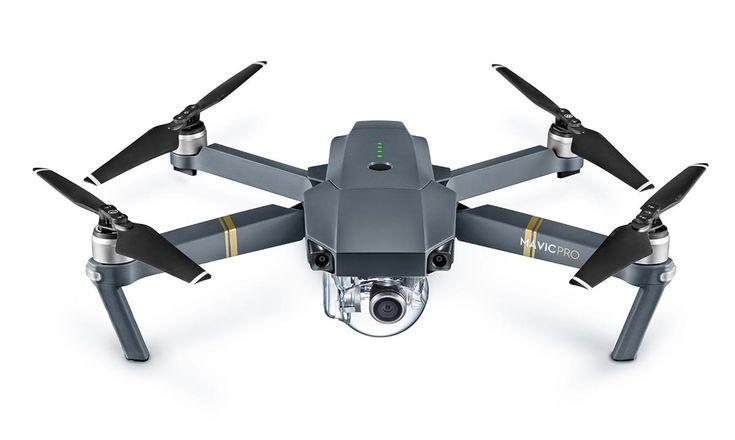 DJI Mavic Pro foldable camera drone