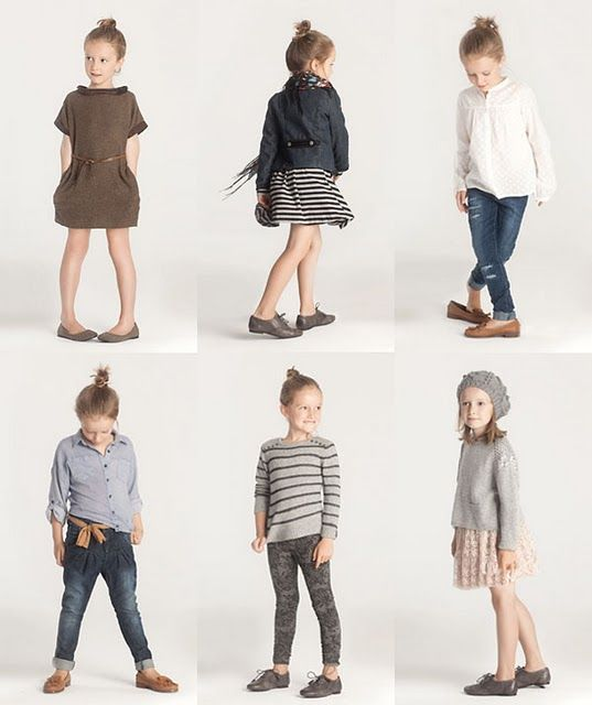 inspiration from kid's clothes: Kids Outfits, Kids Clothes, Kids Style, Kids Fashion, Zara Kids, Girls Outfits, Girls Fashion, Kids Clothing, Girls Style