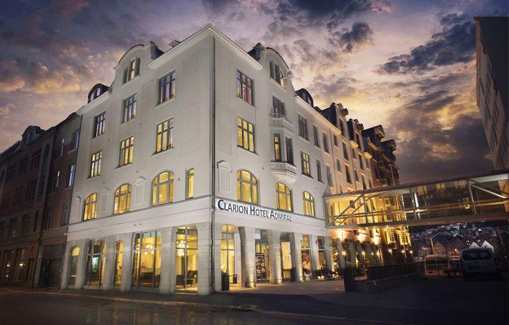 Clarion Hotel fotografering til reklame og kampanje i sosiale medier og nettside