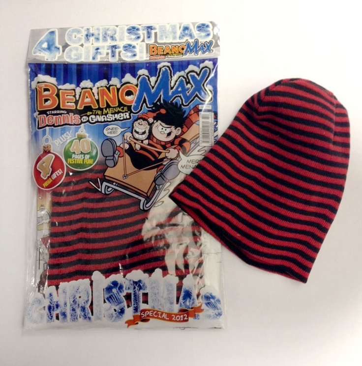 Great beanie hat to keep the winter chill at bay!
