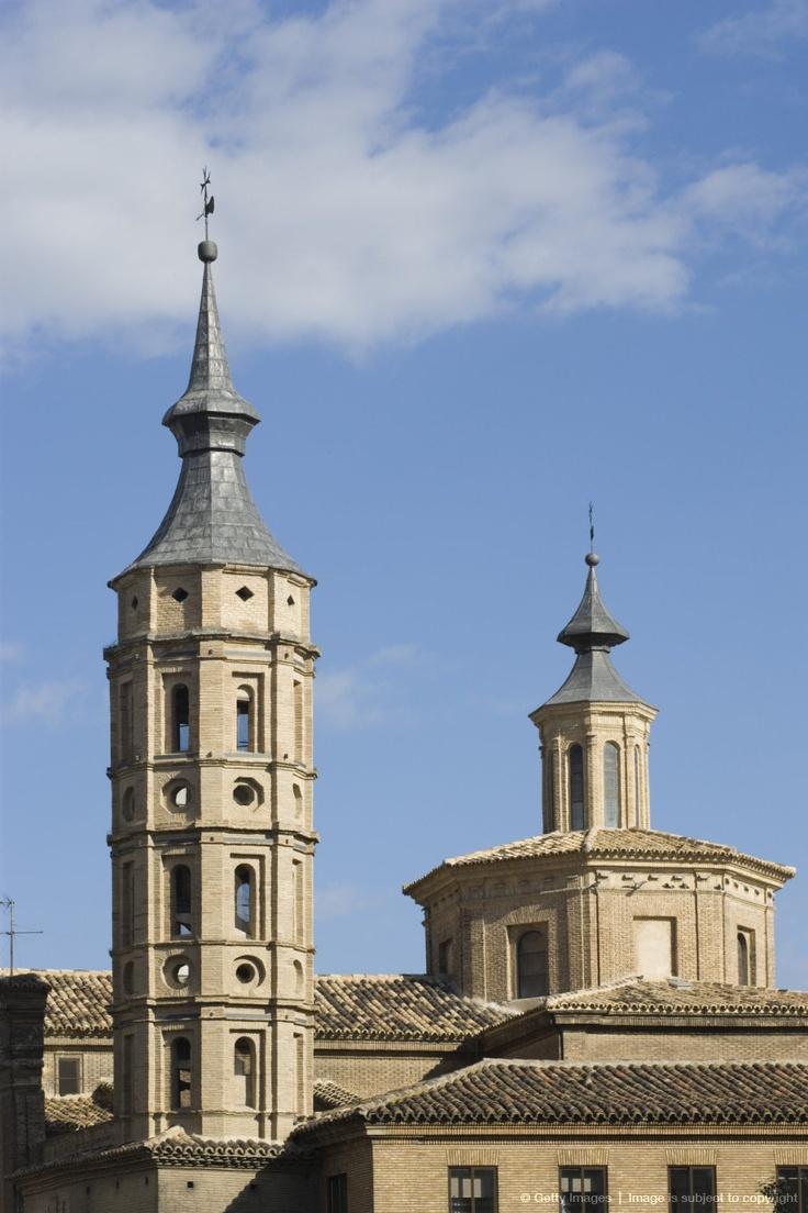 Church of San Juan de los Panetes, Zaragoza, Aragon, Spain, Europe
