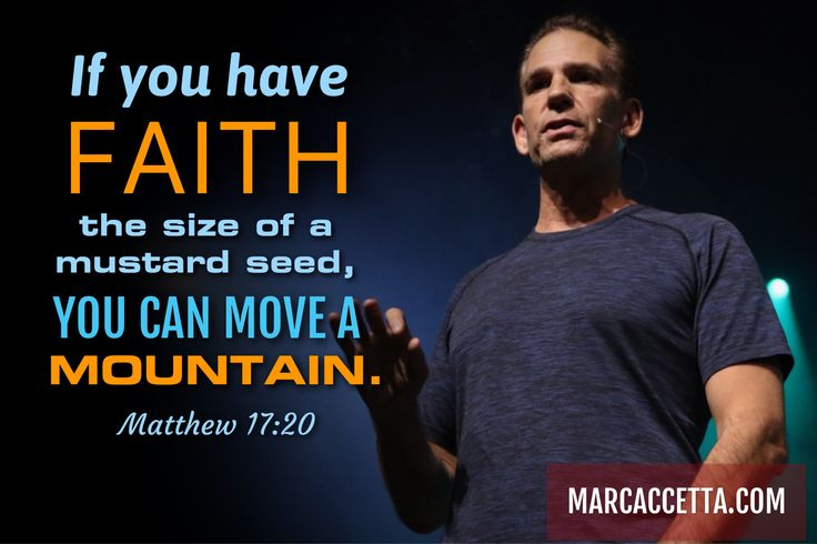 If you have faith the size of a mustard seed, you can move a mountain. Matthew 17:20 #matthew1720 #faith #mustardseed