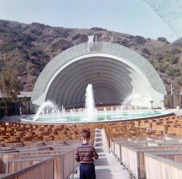 Hollywood And All That: Hollywood Bowl 1960's - Photo Of Scott Docherty