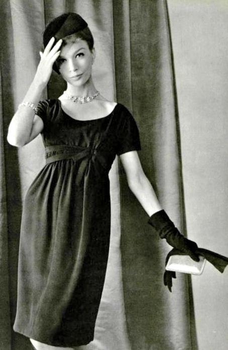 Little Black Dress ♥ 1950's