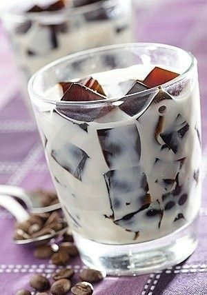 Holiday Drink - Freeze coffee cubes and add Baileys and Vanilla Vodka. Love these 12 ideas!!!