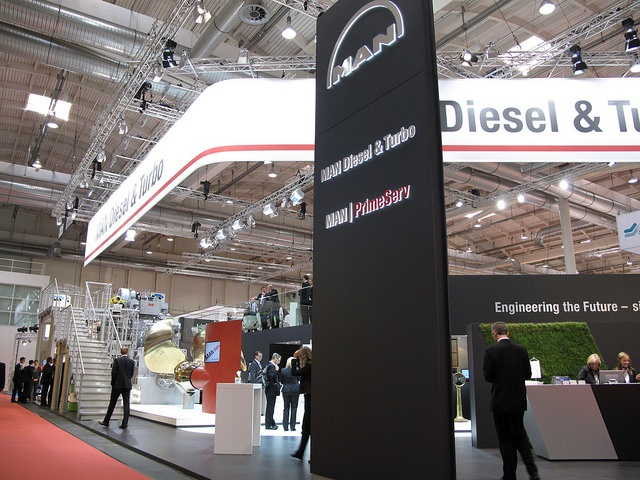 The Welcome Home feeling at SMM 2012 in Hamburg, Germany