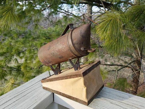 Honey Bee Smoker Antique Home Decor