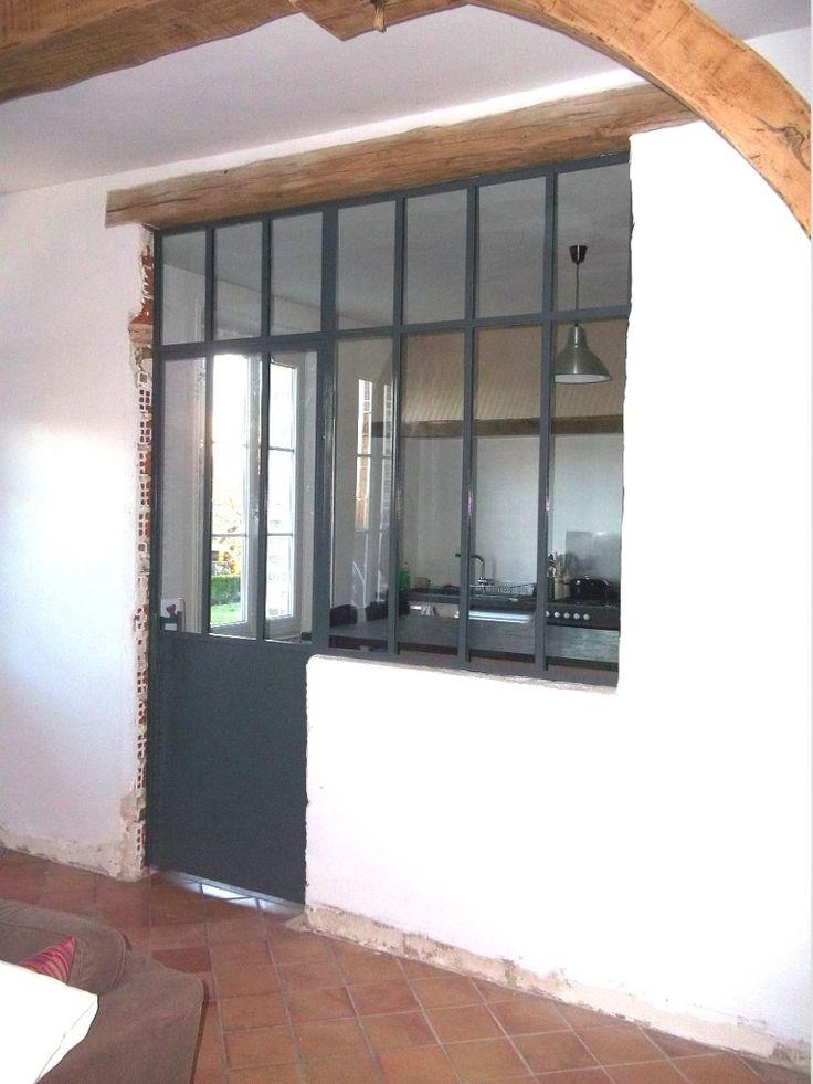 fenetre style atelier exterieur porte fenetre pvc gris. Black Bedroom Furniture Sets. Home Design Ideas