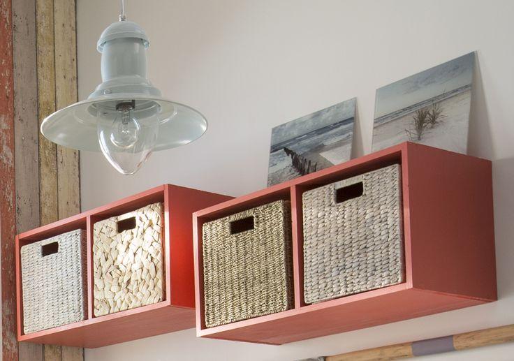 Plus de 1000 id es propos de decoration nature sur pinterest pi ces de mo - Castorama rangement modulable ...
