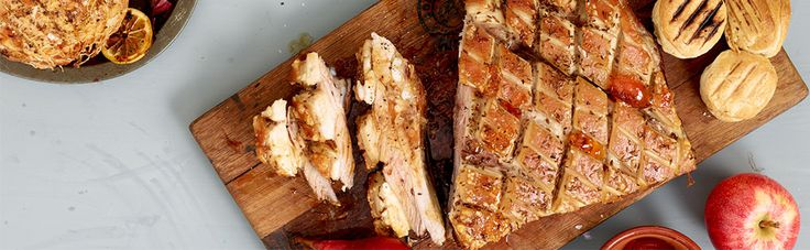 Checkers - Better and Better | Apricot-Stuffed Pork Belly