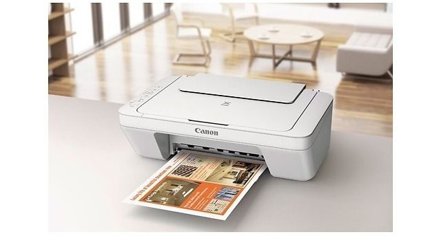 Canon Pixma MG2522 All-In-One Color Printer Scanner Copier $18.99 (buydig.com)