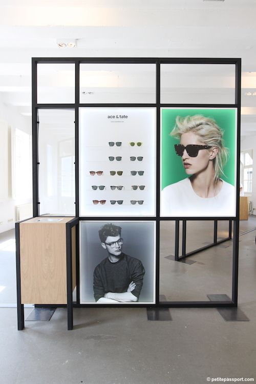 Ace & Tate Amsterdam at Hotel Droog by Petite Passport