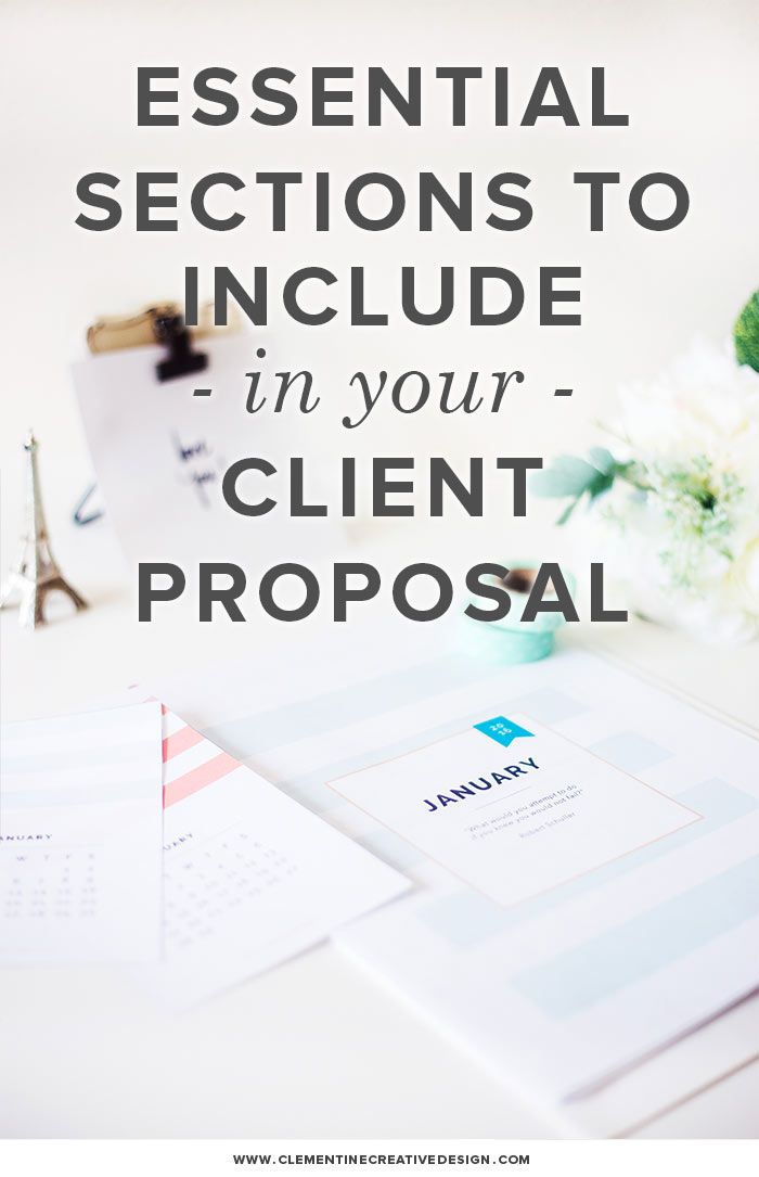 Want to know how to create an effective proposal that will help you land more…