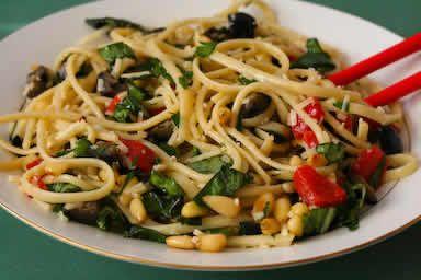 Julia Child: Spaghetti Marco Polo