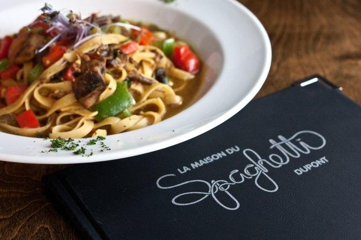 Bienvenue à notre nouveau membre / Welcome to our new member:  La Maison du Spaghetti Dupont | Villeray-Saint-Michel, Montreal Restaurant | Italian & Pizzeria (Pizza) | www.RestoMontreal.ca