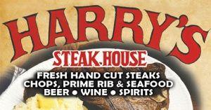 Harry's Steak House - Independence, Ohio