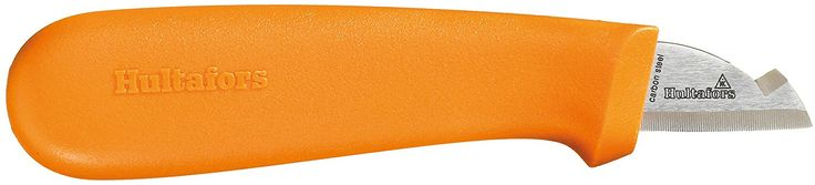 Hultafors 380030 Electrician Knife ELK Orange Handle with Sheath *** More info could be found at the image url.