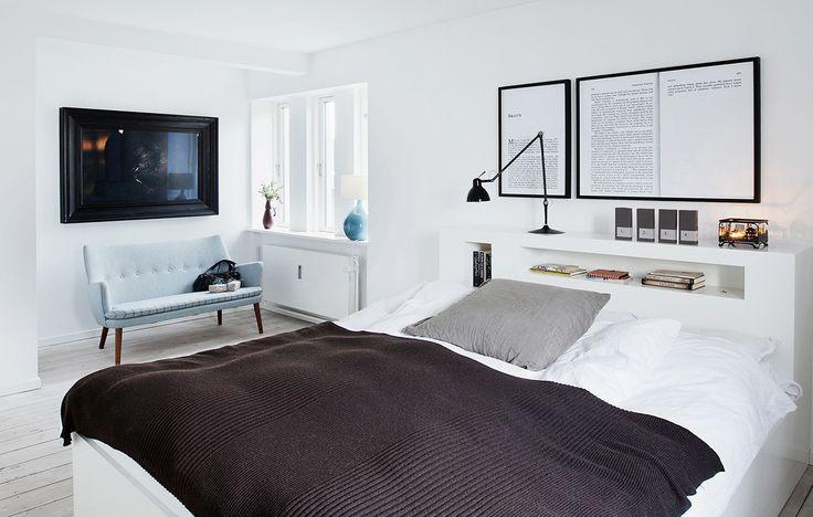 In Danimarca una casa con tanta luce dove pezzi di design e d'arte aggiungono…