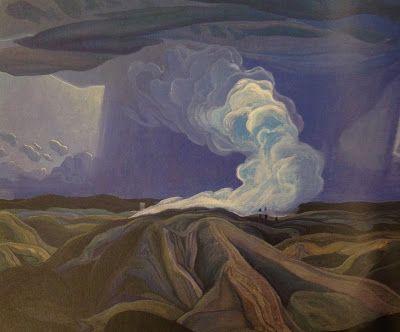 Franklin Carmichael, The Nickel Belt (Ottawa Art Gallery)