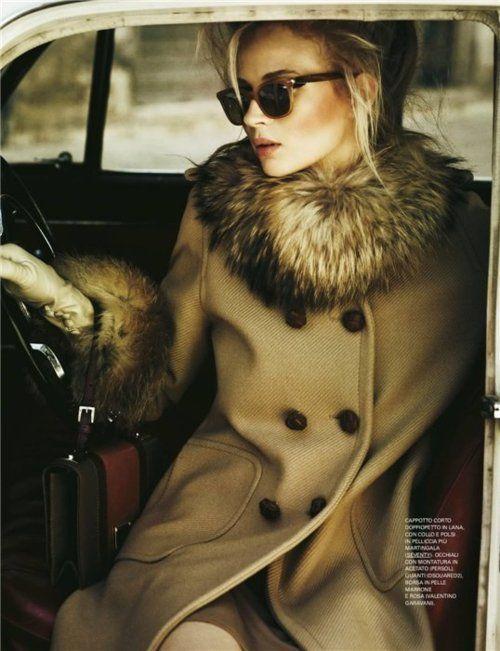 lovelyFur Coats, Camel Coats, Faux Fur, Fashion, Hollywood Glamour, Winter Style, Winter Coats, Fur Collars, Fur Trim