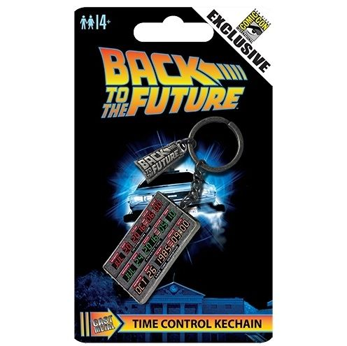 Factory Entertainment recently announced their 5th SDCC 2016 exclusive which is a Back To The Future Time Circuite (Control) Keychain. Lim...