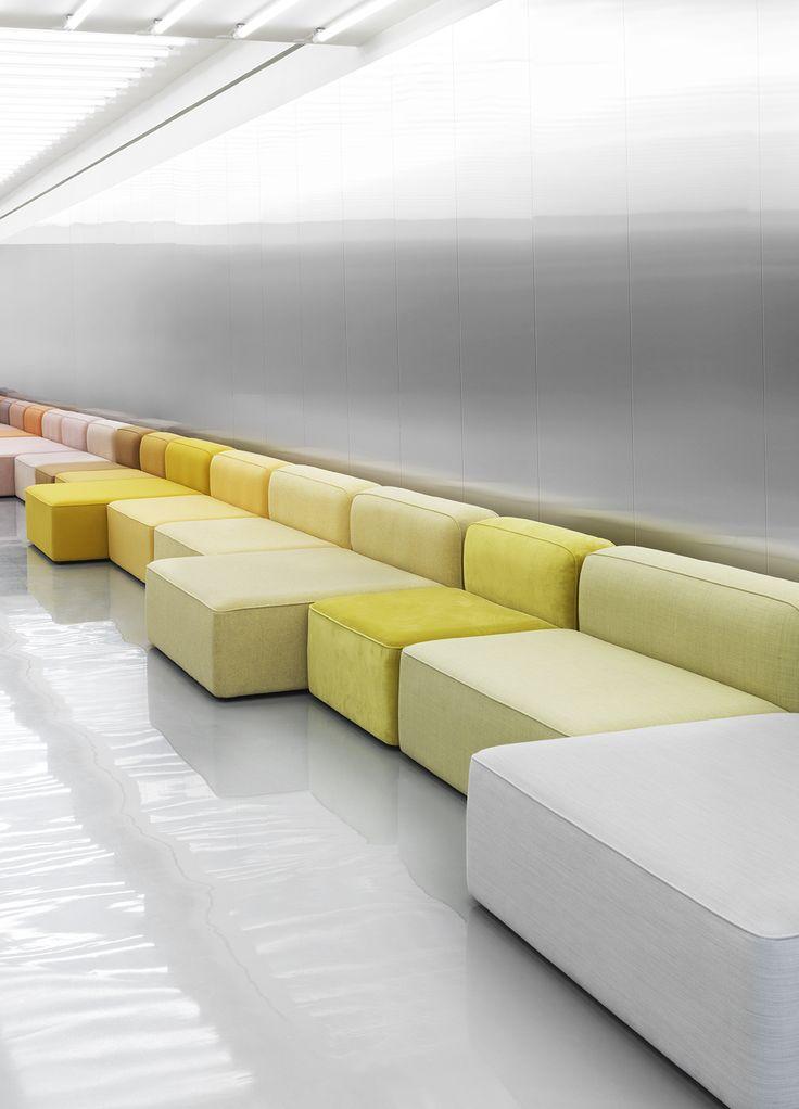 Resultado de imagen para salas de esperas lineales en consultorios medicos de lujo