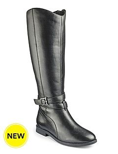Sole Diva Leather Riding Boots