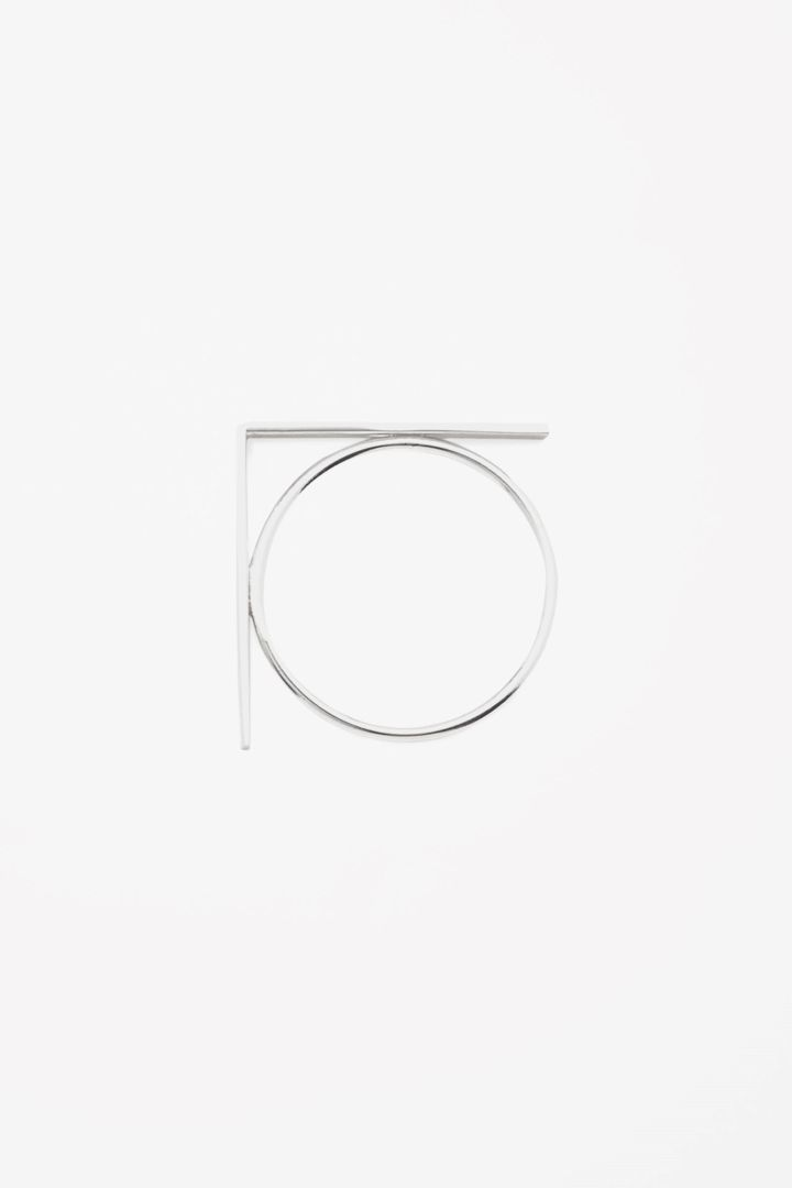 COS | Sterling silver ring