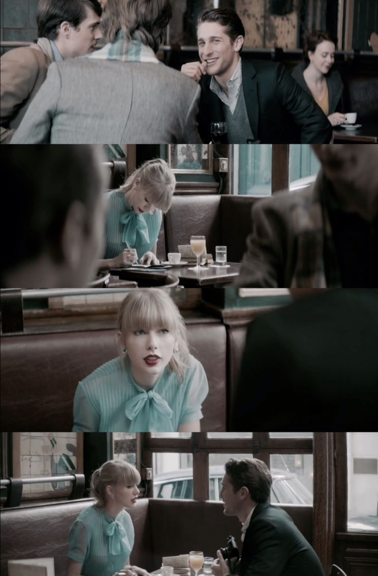 ~ on a Wednesday in a cafe'  i watched it begin again ~ #love at first sight <3 #taylor #beginagain