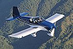 RV-14 is a two seat light sport aircraft designed and developed by Van's Aircraft. Image courtesy of Van's Aircraft. - Image - Aerospace Technology