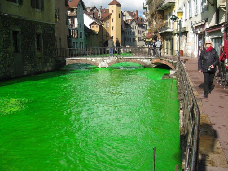Green Rivers initiative