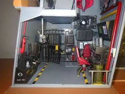 Image result for gi joe base diorama