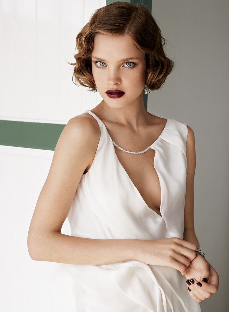 The best bobs of all time — Natalia Vodianova