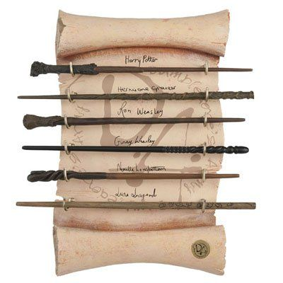 Pin for Later: 63 Magical Last-Minute Presents For Harry Potter Fans  Dumbledore's Army Wand Collection ($150)