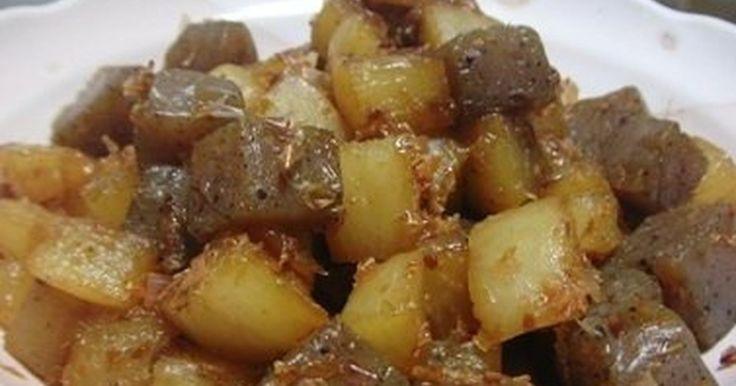 ピリ辛ころころ大根とこんにゃく by お茶丸 [クックパッド] 簡単おいしいみんなのレシピが260万品