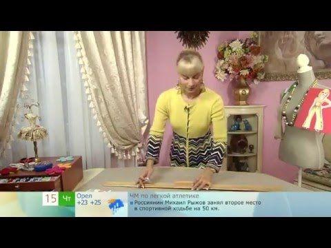 Сшить пижамные штаны (Sew pajama pants) - www.fassen.net-Видео сёрфинг